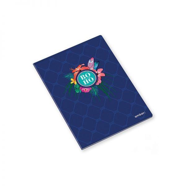 A5 Exercise Book 80sh Boho Chic Lin