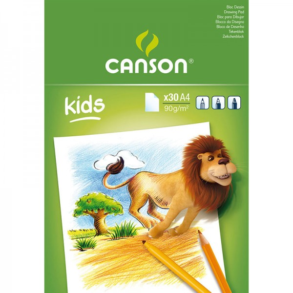 PAD CANDESSIN 30S A4 90G