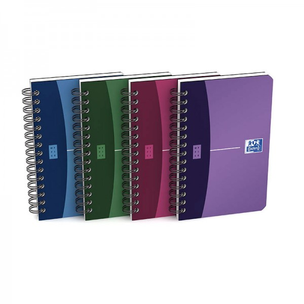 SHORT NOTEBOOK OXFORD -TW 9*14 180 P 5/5 PP