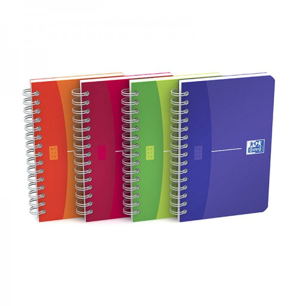 SHORT NOTEBOOK  OXFORD OFF TW 9*14 180P 90G Q5/5 PP