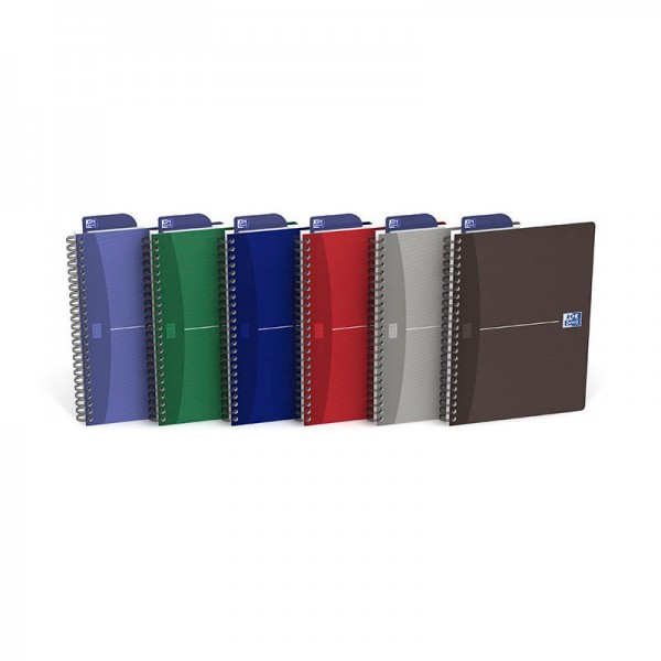 NOTEBOOK OXFORD-OFF TW A5 100P 90G Q5/5