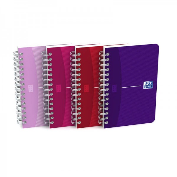 SHORT NOTEBOOK OXFORD-OFF TW 90X140 180P 90G L6H&F
