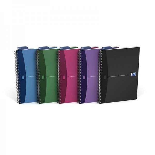 NOTEBOOK OXFORD -OFF TW A4 180P 90G L7MP