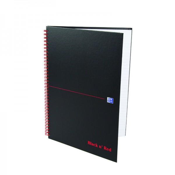 NOTEBOOK OXFORD BKNRD TWW A4 140P 90G L8HD