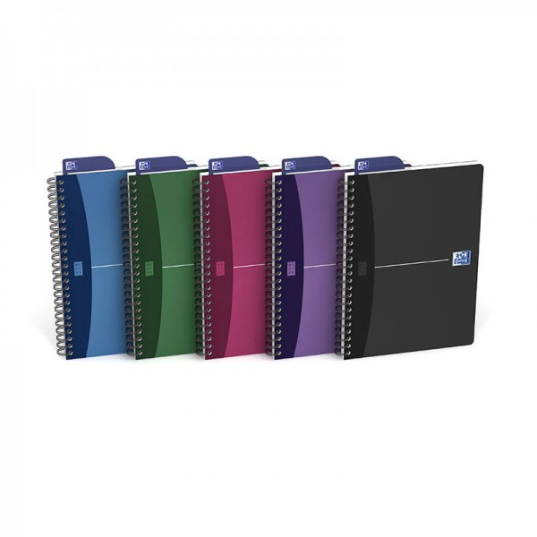 NOTEBOOK OXFORD-OFF TW A5 100P 90G Q5/5 PP