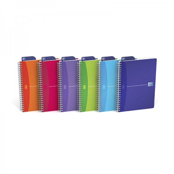 NOTEBOOK OXFORD-OFF TW A5 180P 90G L7M PP