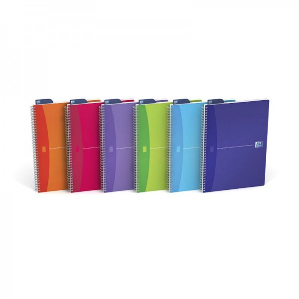 NOTEBOOK OXFORD-OFF TW A4 180P 90G L7M PP