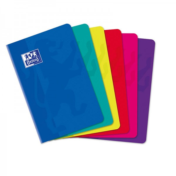 CARNET AGRAFE 110X170 96 PAGES 90G Q5/5