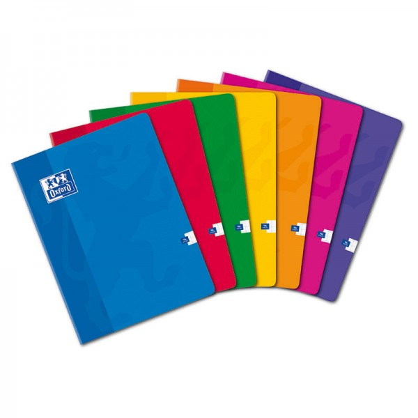 CAHIER OXFORD SCOLAIRE AGRAFE 240X320 96 PAGES 90G SEYES