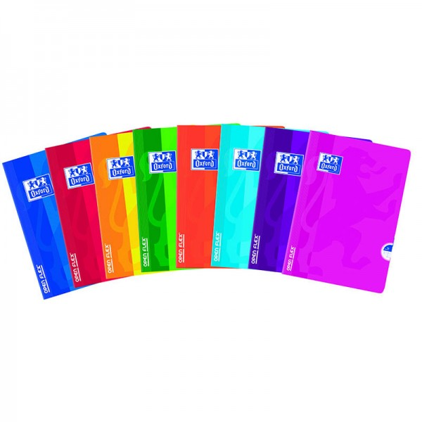 CAHIER OPENFLEX AGRAFE 210x297 96 PAGES SEYES