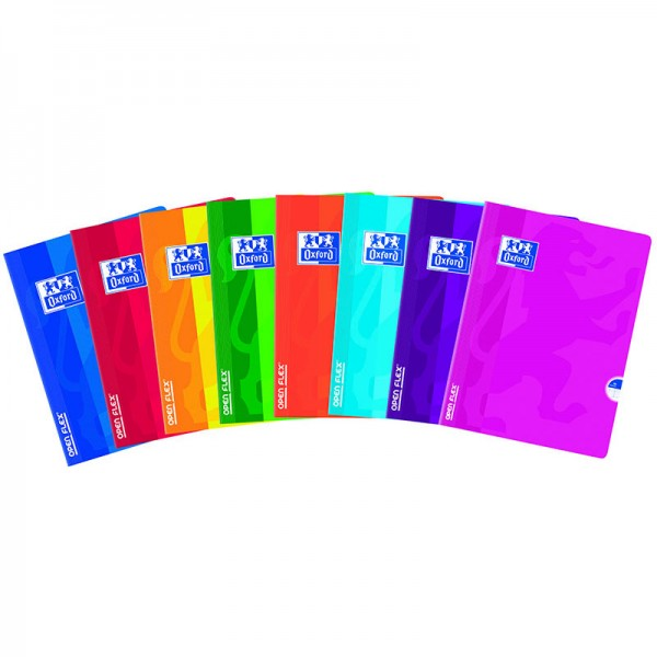 CAHIER OPENFLEX AGRAFE 240x320 48 PAGES 90G SEYES