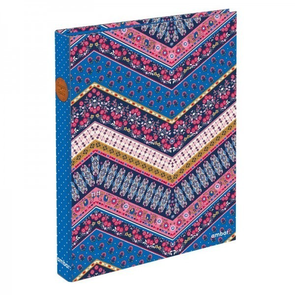 A4 Ringbinder 2 Rings Sugar and Spice