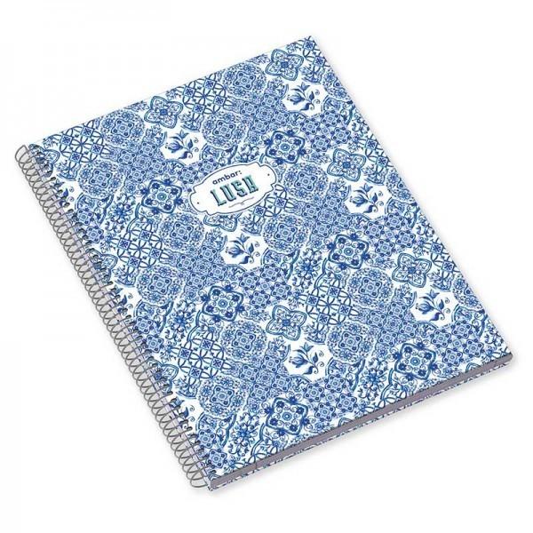 A5 Hardcover Sp Bk 120sh Lusa Lin