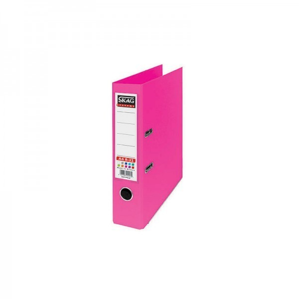 ARCH LEVER FILES P/P 8/32 PINK