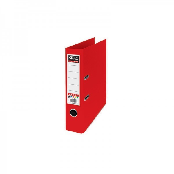 ARCH LEVER FILES P/P 8/32 RED
