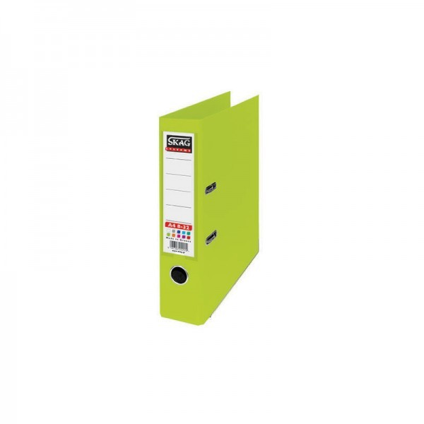 ARCH LEVER FILES P/P 8/32 LIME GREEN
