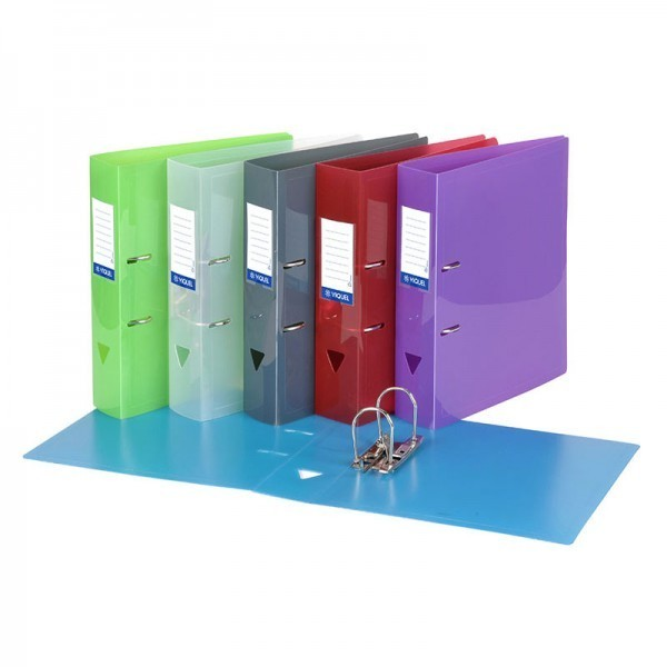 MAXI LEVER ARCH RING BINDER PROPYGLASS