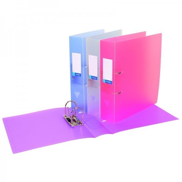 MAXI LEVER ARCH RING BINDER PROPYSOFT