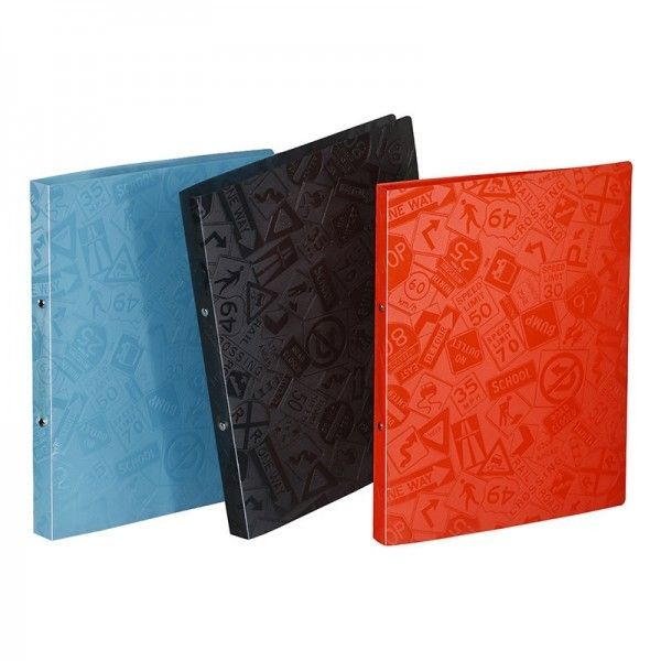 PROJECT RING BINDER A4 PROPYSTREET
