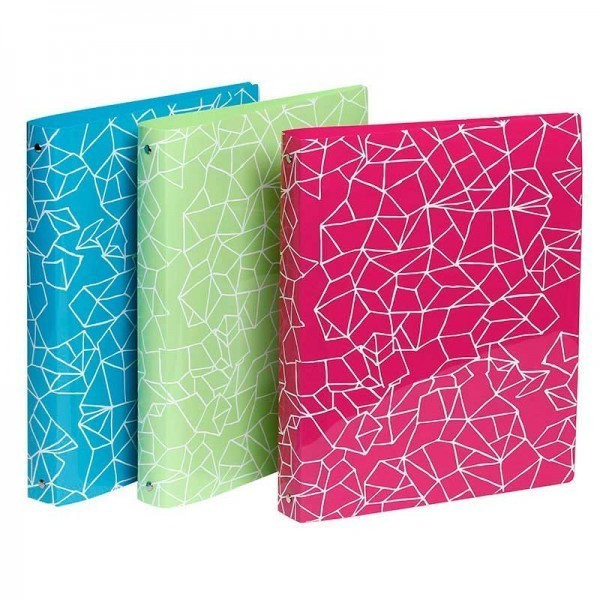 RING BINDER A4 ORIGAMI