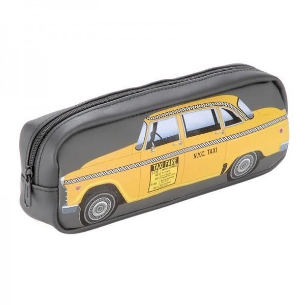 PENCIL CASE YELLOW CAB
